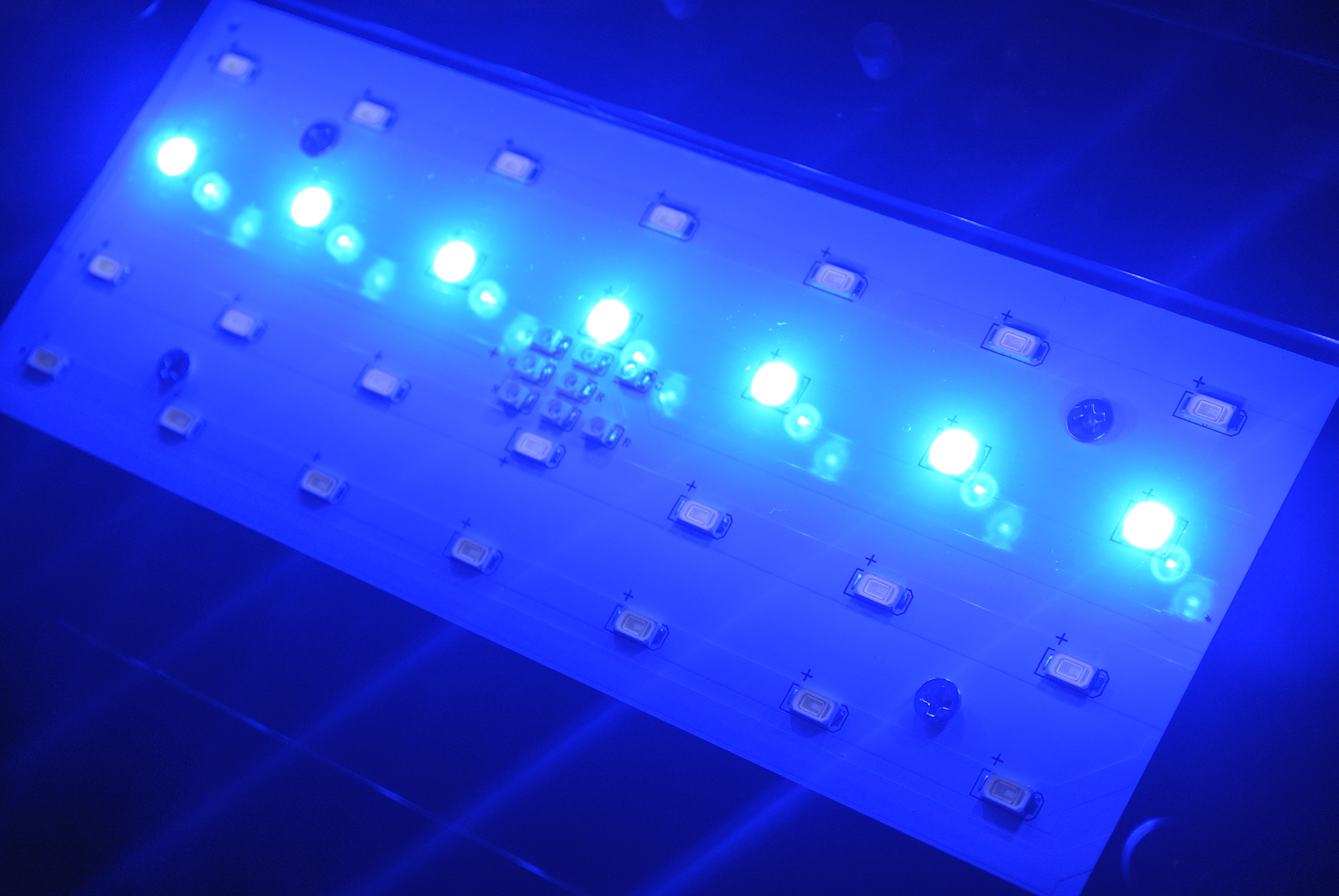 Zetlight ZA1201 16W LED Clamp On Aquarium Light, Marine Gallery