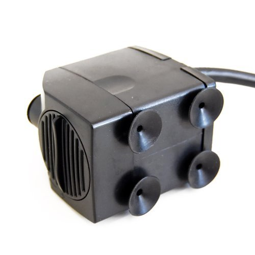 Jebao PP-388 12W Mini Submersible Pump, 185gph Gallery