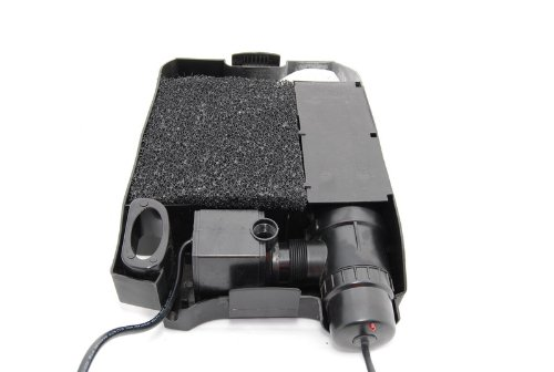 Jebao UIF-2000 All-in-One Fish Pond Filter & Pump w/ 9W UVC Clarifier Gallery