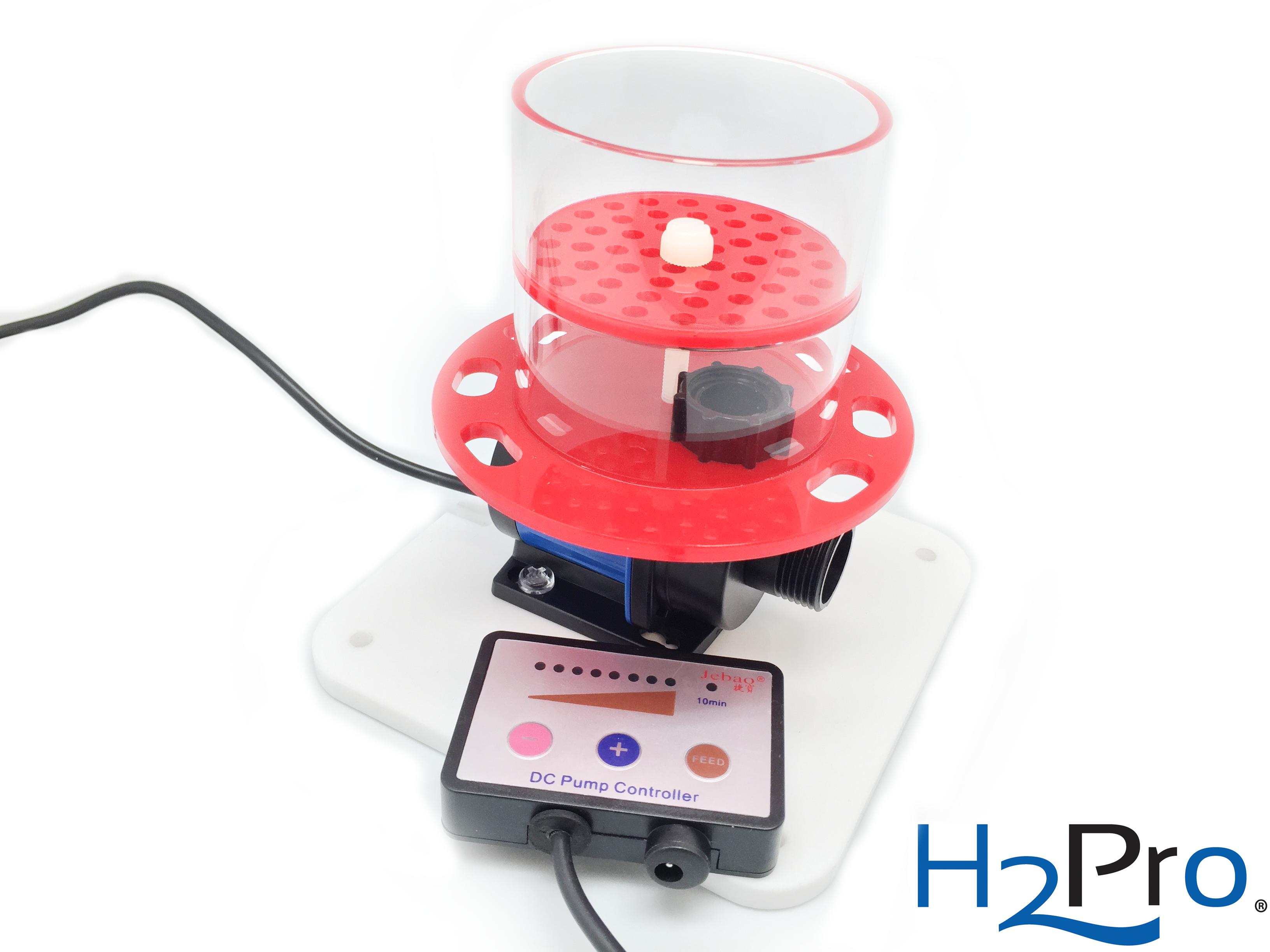 H2Pro C-4 Protein Skimmer, 66-119gal, 105gph Gallery