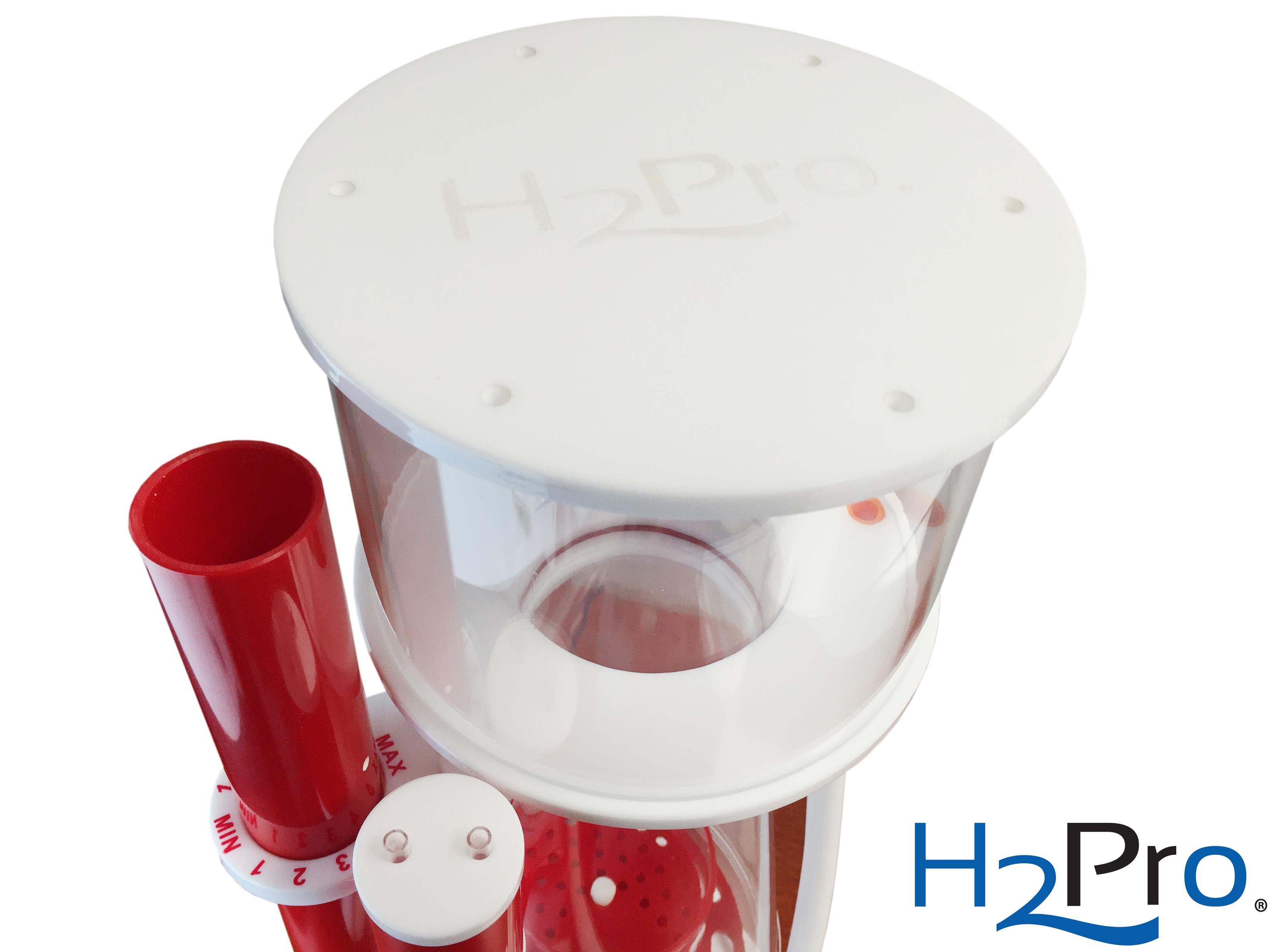 H2Pro C-9 Protein Skimmer, 185-370gal, 385gph Gallery