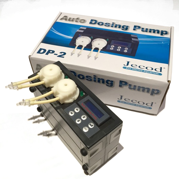 Jebao DP-2 Programmable Auto Dosing Pump, 2 Channel Gallery