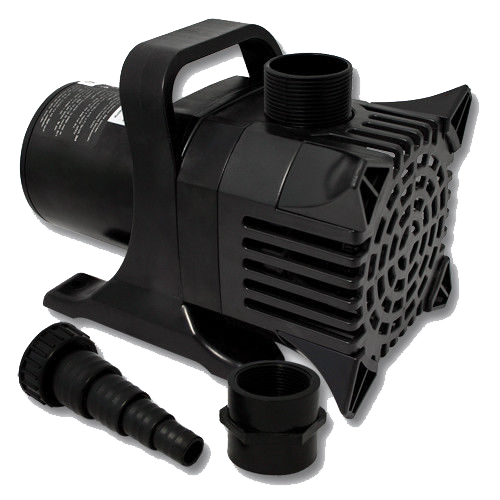 Jebao jgp 30000 submersible pond pump 7925gph ming for Submersible pond pump with filter