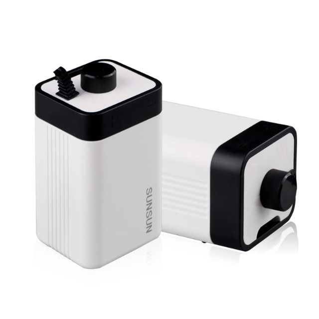 SunSun CT-202 4W Adjustable Air Pump, 2 Outlets