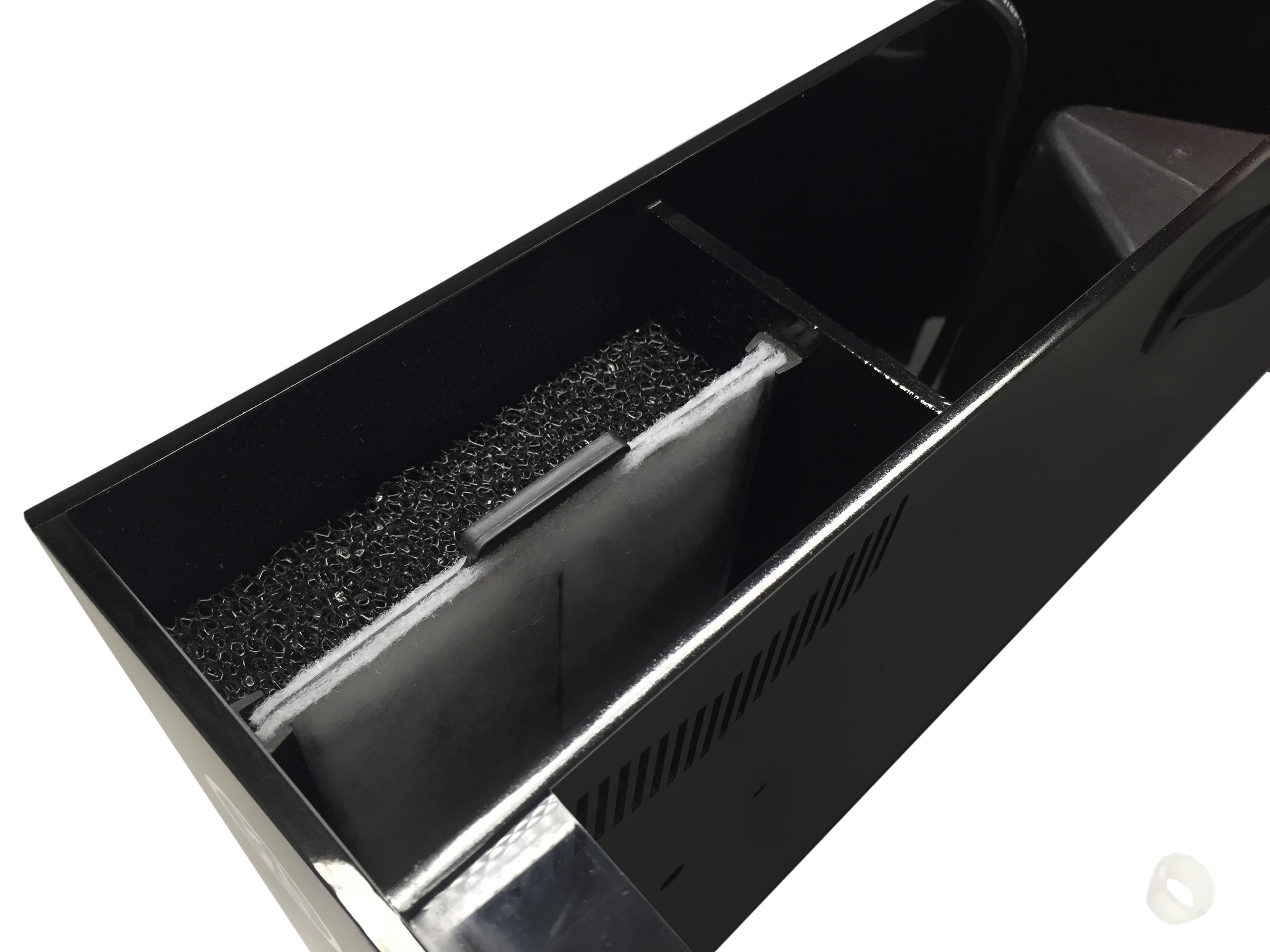 Macro Aqua ML70S 21.1gal Acrylic Marine Tank Set w/ 9W LED, Protein Skimmer, Filter, & Lid Gallery