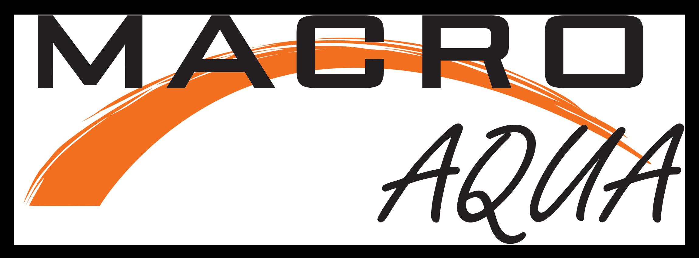 Macro Aqua Logo