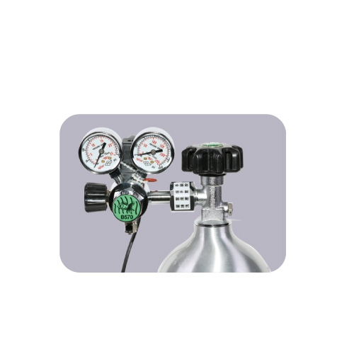 ISTA I-533 CO2 Controller/Regulator (Side-Face) Gallery