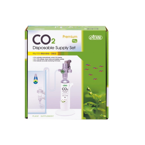 ISTA I-689 Premium 95g CO2 Disposable Supply Set Gallery