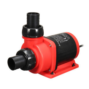 Jebao DCQ-6000 45W Submersible Pump w/ Controller, 1664gph Gallery
