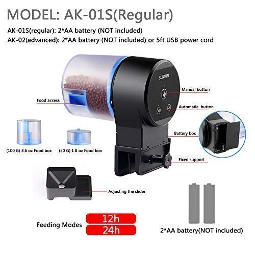 SunSun AK-01S Auto Feeder Gallery